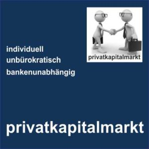 Privatkapitalmarkt - private Investoren finden