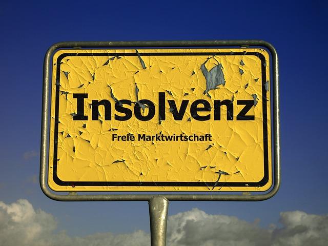 Konsequenzen einer Insolvenz - Kredit von Privat
